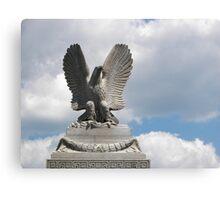 Proud American Eagle Canvas Print