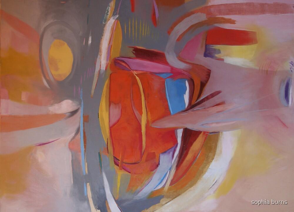 vibrational landscape by sophia burns