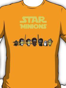 Star Minions T-Shirt