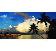 Tahiti Dreaming Photographic Print