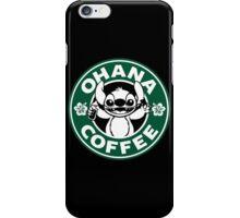 Ohana Coffee iPhone Case/Skin