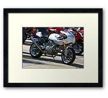 Paul Smart 1000-2 Framed Print