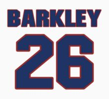 National baseball player Red Barkley jersey 26 by imsport
