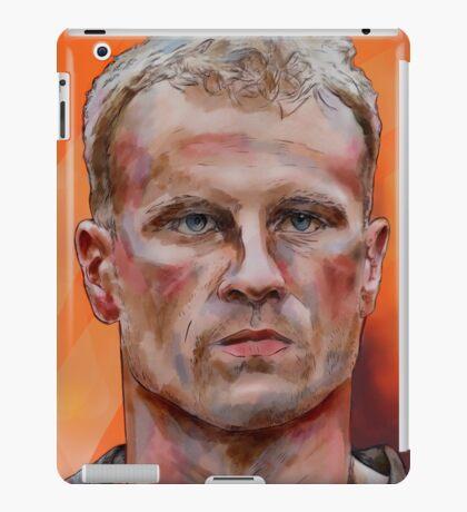 Dennis Bergkamp iPad Case/Skin