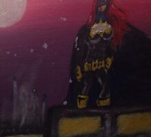 Batgirl Rising by 1brokegirl1981
