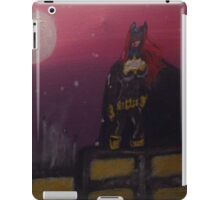Batgirl Rising iPad Case/Skin
