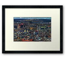 Rooms With A View Framed Print