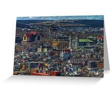 Rooms With A View Greeting Card