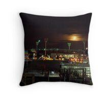 Moonlit MCG Throw Pillow