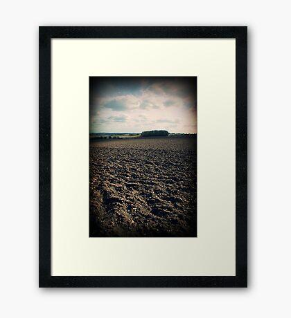 Fulletby Landscape #4 Framed Print