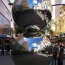 """Adelaide's Famous """"Balls in the Mall"""" by Craig Watson"""