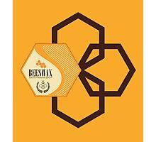 Beeswax Photographic Print