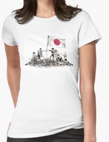 lupin Womens Fitted T-Shirt