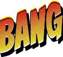 BANG - Comic Text by mlets