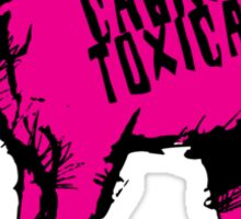 CABRITA TOXIC Sticker