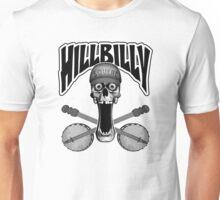 Hillbilly Skull Unisex T-Shirt