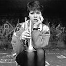 Trumpet by Philip  Rogan