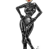 Catwoman by Jan Szymczuk