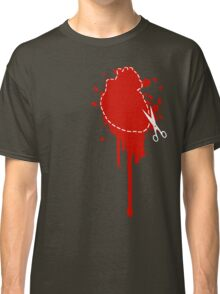 Cut Your Losses (red) Classic T-Shirt
