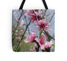 Peach Blossoms #2 Tote Bag