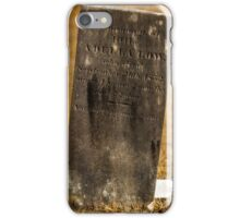 Remaining Memories - 1 iPhone Case/Skin