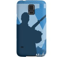 Michael Samsung Galaxy Case/Skin