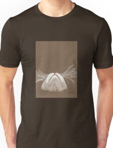 Just the cats whiskers Unisex T-Shirt
