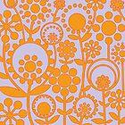 flowers 3 by Micheline Kanzy