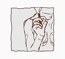 brown ink cigarette sketch Unisex T-Shirt