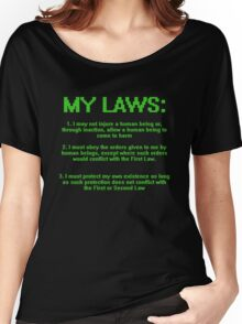 My Three Laws Women's Relaxed Fit T-Shirt