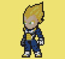 Super Saiyan Vegeta 8MB Kids Clothes