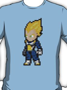 Super Saiyan Vegeta 8MB T-Shirt