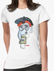 The Guru Womens Fitted T-Shirt