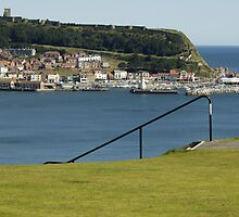 South Bay Scarborough by Chas Fullerton