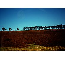 Levisham Ridge Photographic Print