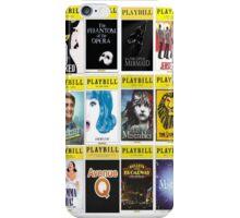 Playbills iPhone Case/Skin