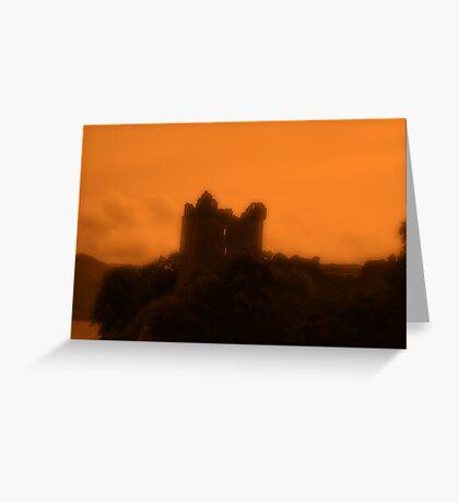 Castle Urquhart Loch Ness Greeting Card