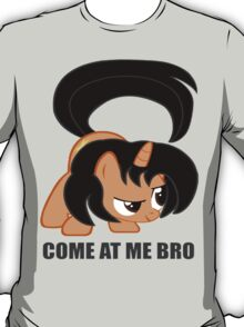 Nupie: Come me bro  T-Shirt