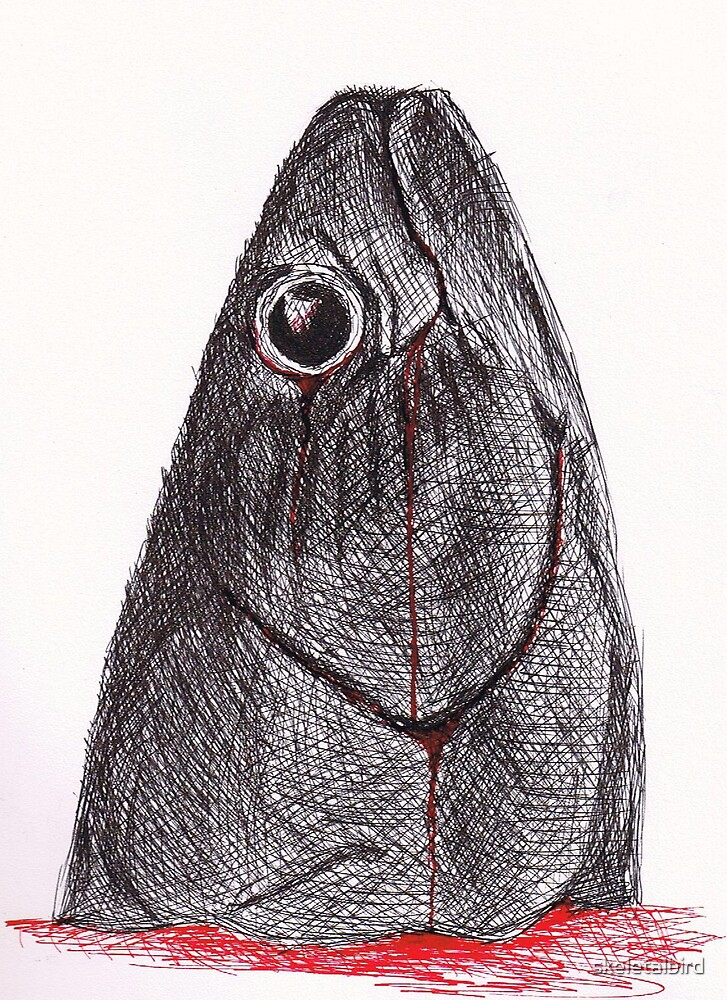 fish heads by skeletalbird