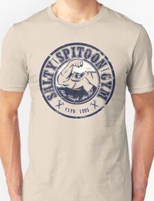 Salty Spittoon Gym Unisex T-Shirt