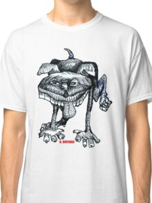 Peeing Puppy Classic T-Shirt