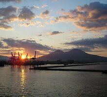 Vesuvius Sun Glow by Stronsy