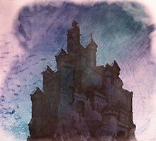 Dracula's Castle by Robert O'Neill
