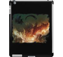 I am fire, i am death. iPad Case/Skin