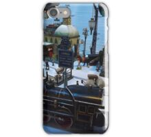 Model Trains, Model Buildings, Jerni Collection, New York Historical Society, New York City iPhone Case/Skin