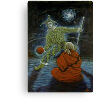 The Trickster Canvas Print