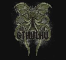 Obey the Cthulhu by fanfreak1