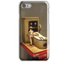 Vintage Model Cooking Hearth, Jerni Collection, New York Historical Society, New York City iPhone Case/Skin