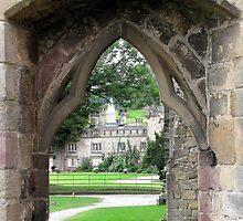 Through the Arch by John Thurgood