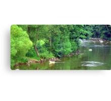 River Ericht Canvas Print